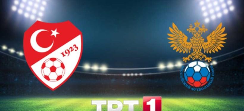 Türkiye - Rusya Maçı Canlı izle