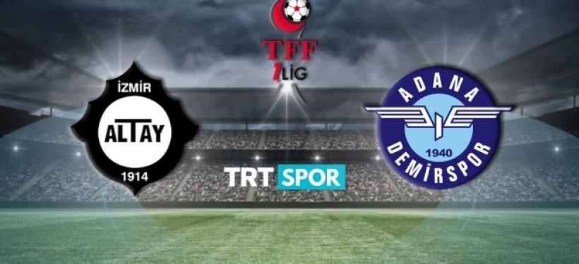 Altay- Adana Demirspor Maçı Canlı izle