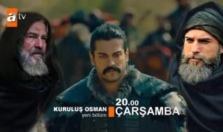 Kuruluş Osman Canlı izle