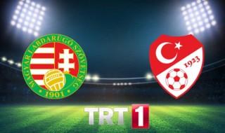 Macaristan-Türkiye Maçı Canlı izle