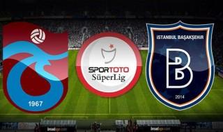 Trabzonspor- Başakşehir Maçı Canlı izle